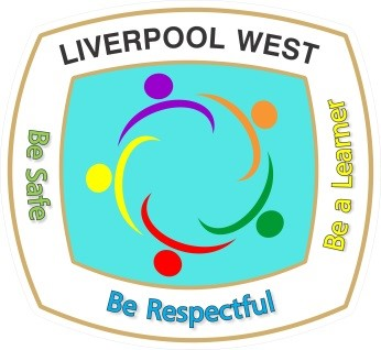 Liverpool West Public School logo